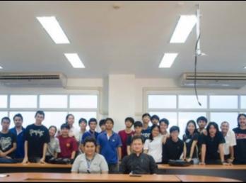 Industrial Design Students Organize a workshop