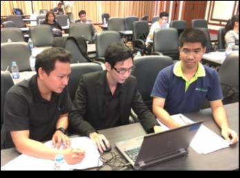 Deputy Director of Information Technology Center Developing Media Technology into Social Media