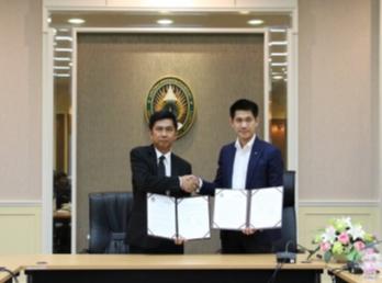 Sign the Memorandum Academic Cooperation (MOU) Between Suan Sunandha Rajabhat University With VTA Group Co., Ltd.