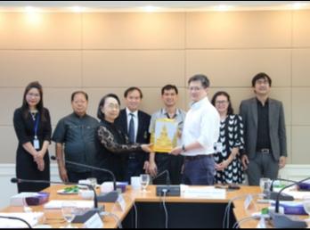 ประชุมคณะกรรมการประจำคณะเทคโนโลยีอุตสาหกรรม ครั้งที่ 2/2560
