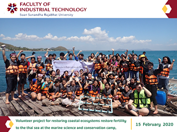 volunteer project for restoring coastal ecosystems restore fertility to the thai sea at the marine science and conservation camp,