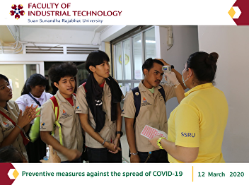 Preventive measures against the spread of COVID-19