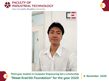 Third year student in Computer Engineering Get a scholarship