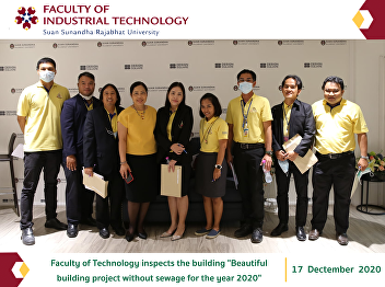 Faculty of Technology inspects the building
