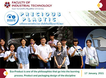 IDP majors, we are seriously the line of Ecotopia! We are serious about saving the world .. Eco-Product