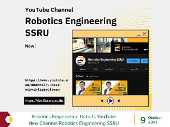 Robotics Engineering Debuts YouTube New Channel Robotics Engineering SSRU